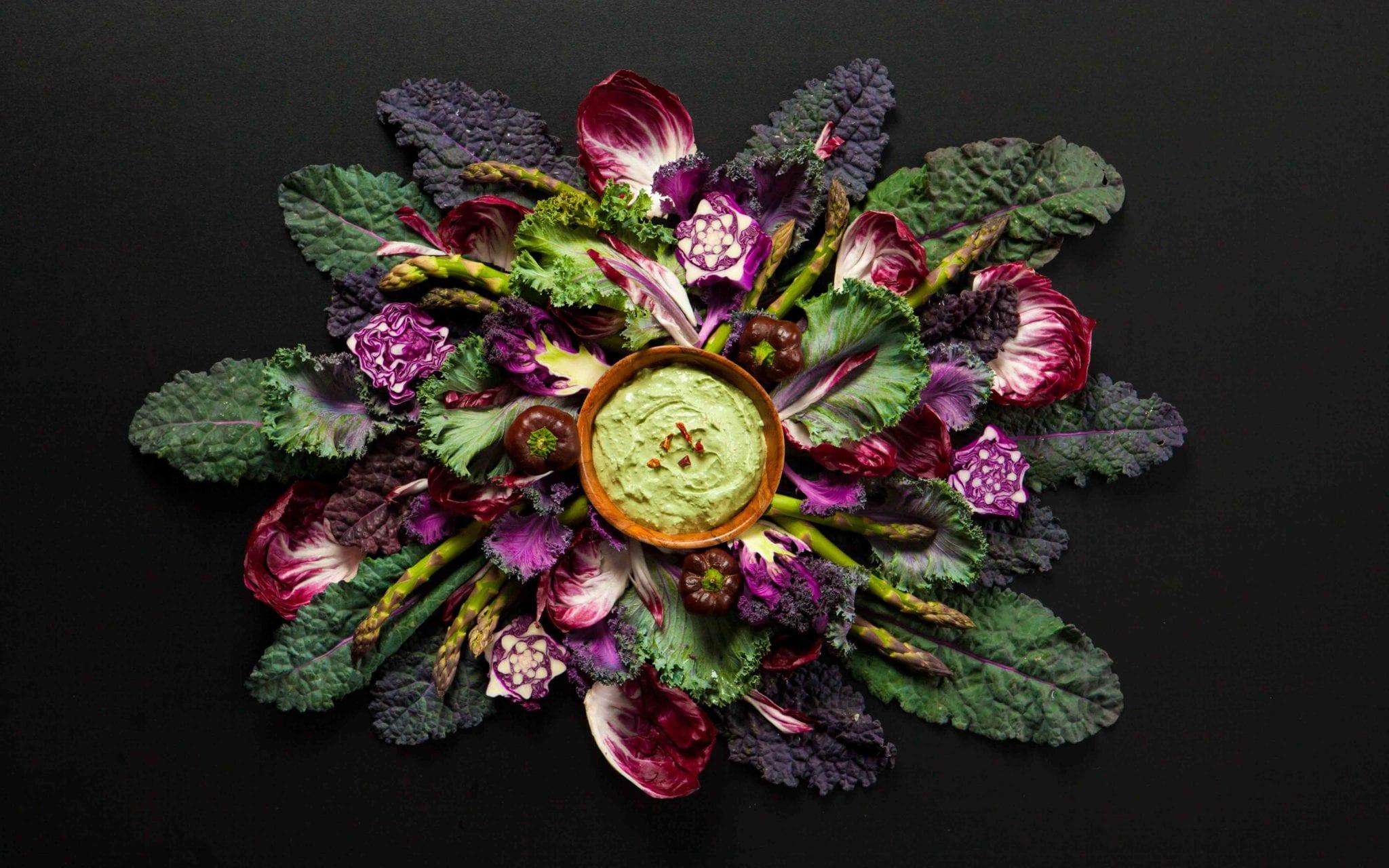 the perfect vegetable crutites